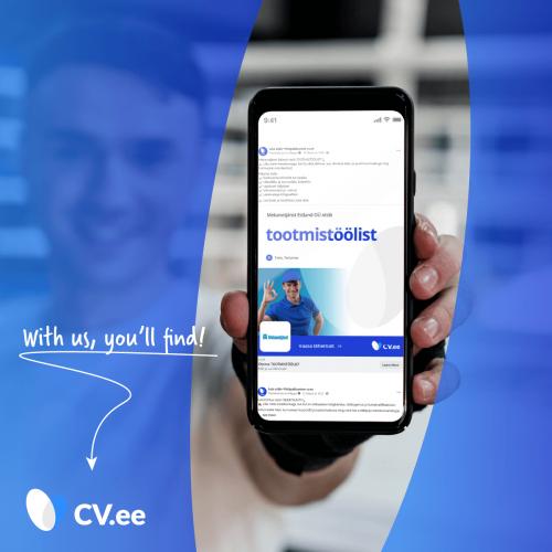 CV-Online recruitment marketing 1200x1200